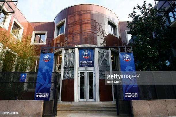 Nouveau Siege de la FFF Inauguration des nouveaux locaux de l'instance nationale FFF