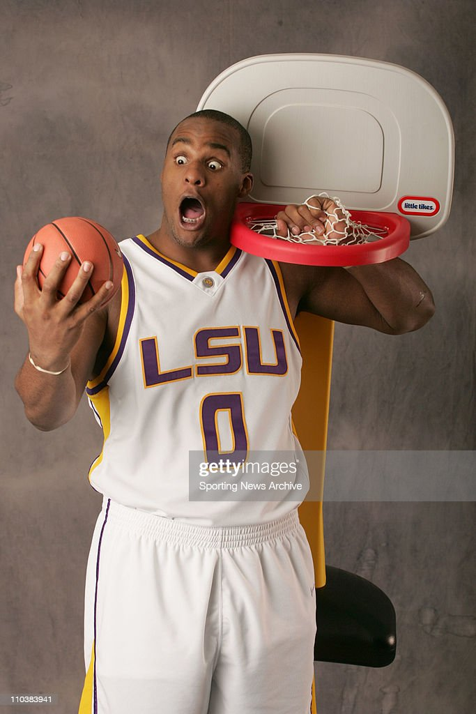 Nov 02, 2006; Baton Rogue, LA, USA; Big, strong and fast, Glen 'Big Baby' Davis anchors a deep and experienced LSU team poised to return to the 2007 Final Four.