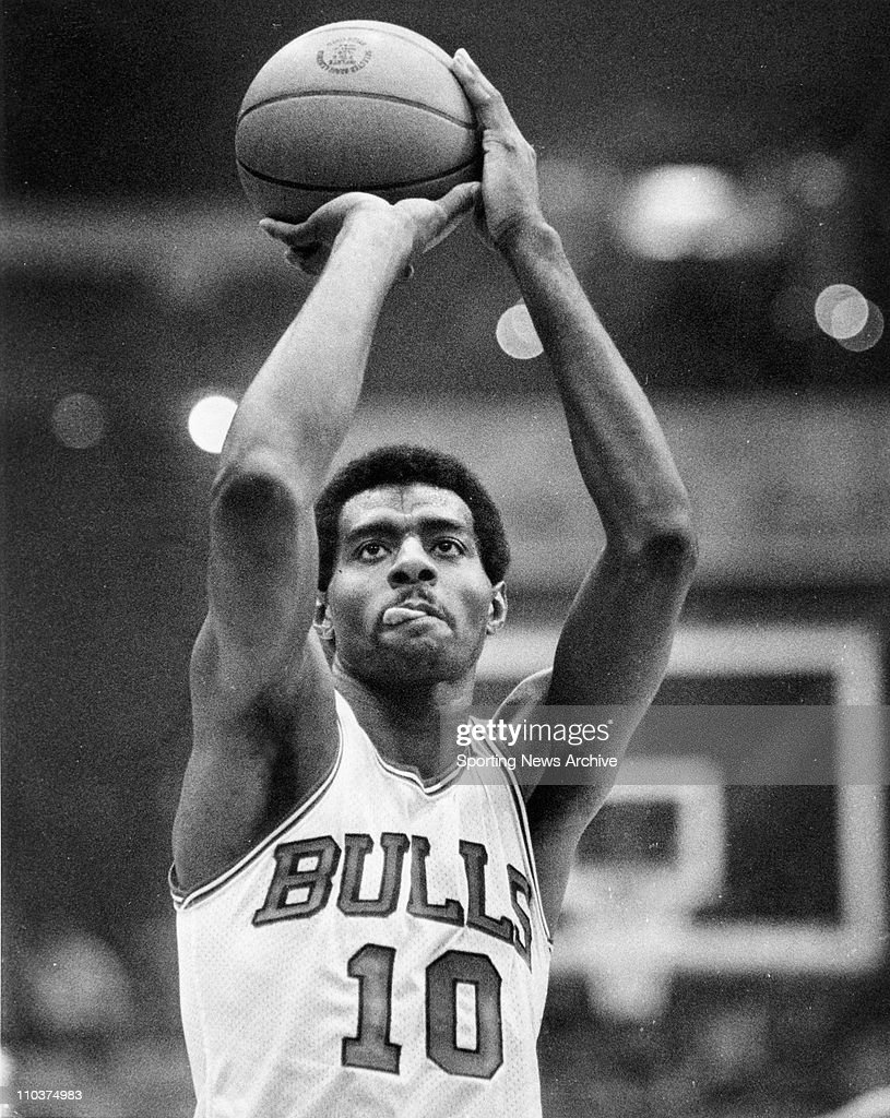 Chicago Bulls Bob Love