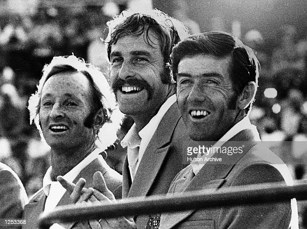 The Australian Davis Cup team for the Finals against The USA in Cleveland The ''old boys'' Laver and Rosewall are recalled to the team alongside John...