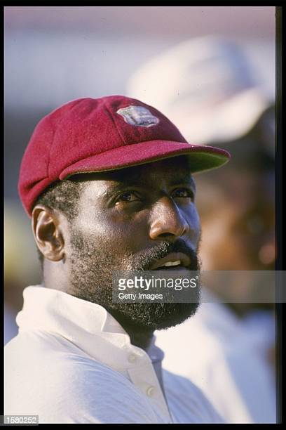 A portrait of Viv Richards of the West Indies Mandatory Credit /Allsport UK