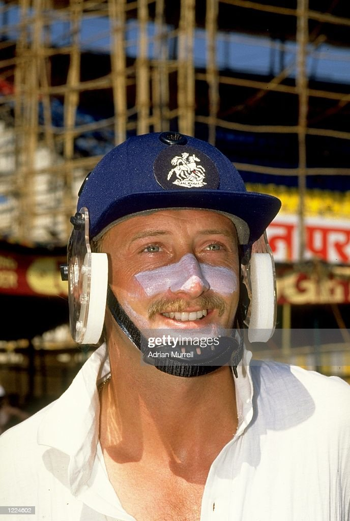 Portrait of <b>David Capel</b> of England during the Nehru Cup match against India <b>...</b> - nov-1989-portrait-of-david-capel-of-england-during-the-nehru-cup-picture-id1224602