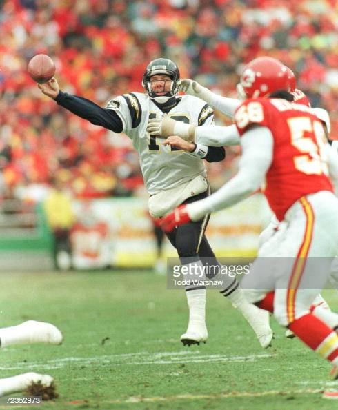 Chargers V Chiefs Pictures Getty Images