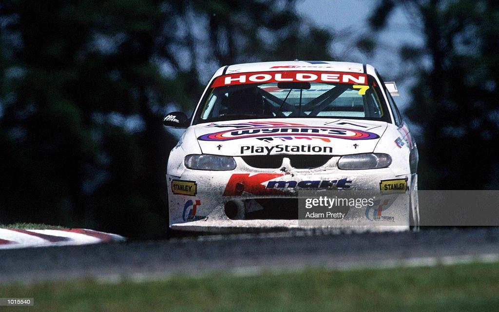 Greg Murphy from the Wynn's Racing team during the Bathurst FAI 1000 at Mount Panorama,Bathurst Australia. Mandatory Credit: Adam Pretty/ALLSPORT