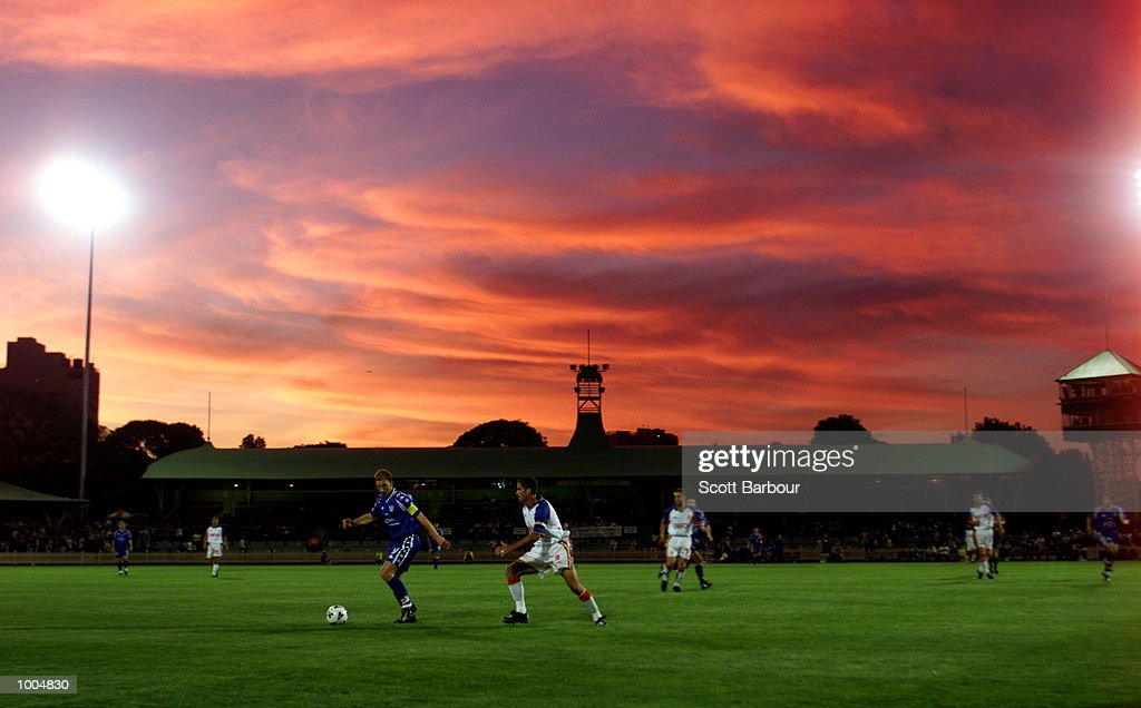 General view during the round 6 NSL match between Northern Spirit and South Melbourne played at North Sydney Oval in Sydney, Australia. DIGITAL IMAGE. Mandatory Credit: Scott Barbour/ALLSPORT