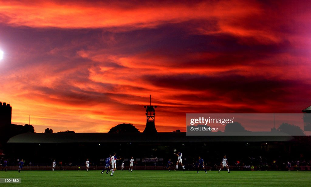 General view during the round 6 NSL match between Northern Spirit and South Melbourne played at North Sydney Oval in Sydney, Australia. Northern Spirit defearted South Melbourne 1-0. DIGITAL IMAGE. Mandatory Credit: Scott Barbour/ALLSPORT