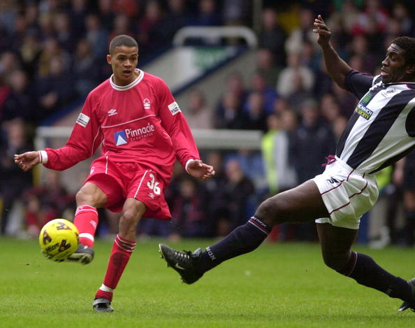 WBA v Notts Forest X : News Photo