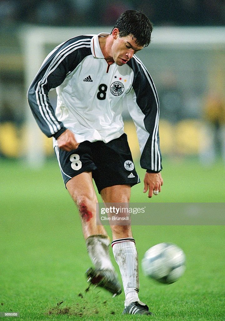 Image result for michael ballack germany 2001