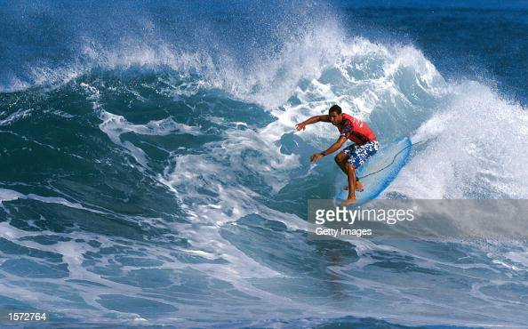 The Bear Hawaiian Pro Longboard Invitational held at Alii Beach in Hawaii from November 1325 2001 1996 Association of Surfing Professionals Longboard...