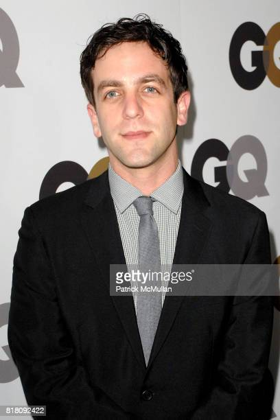 B J Novak attends GQ 2010 'Men Of The Year' Party at Chateau Marmont Hotel on November 17 2010 in Los Angeles California