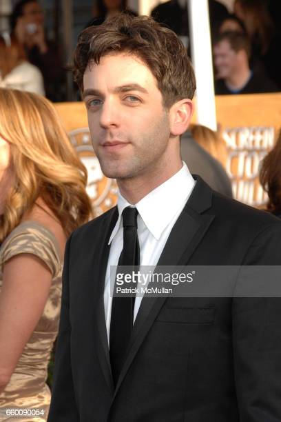 J Novak attends The 15th Annual Screen Actors Guild Awards at Shrine Auditorium on January 25 2009 in Los Angeles California