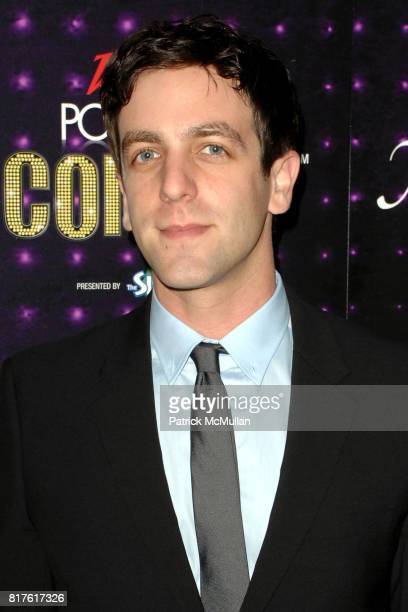 J Novak attends Variety's Power of Comedy Event at Club Nokia on December 4 2010 in Los Angeles California