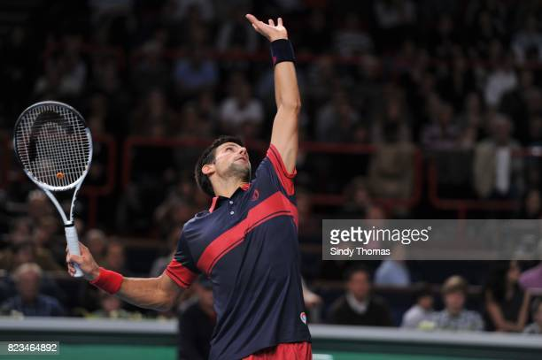 Novak DJOKOVIC BNP Paribas Masters Masters 1000 Paris