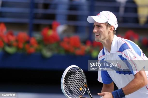 Novak Djokovic Championship Duty Free Dubai 2011