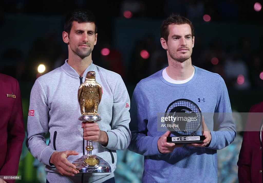 ATP Qatar Open : News Photo