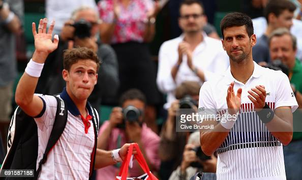 2017 French Open - Day Six : News Photo