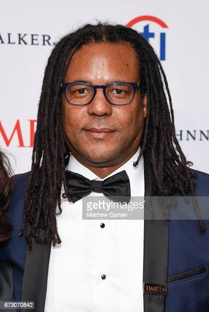 Novelist Colson Whitehead attends 2017 Time 100 Gala at Frederick P Rose Hall Jazz at Lincoln Center on April 25 2017 in New York City