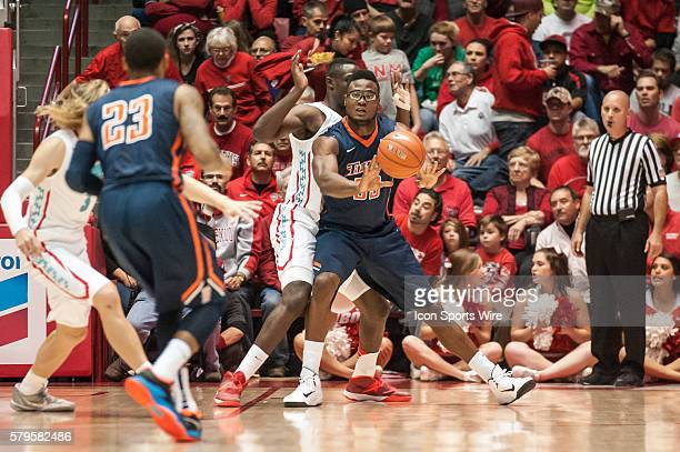 kennedy esume of the cal state fullerton titans during the new mexico lobos game versus the