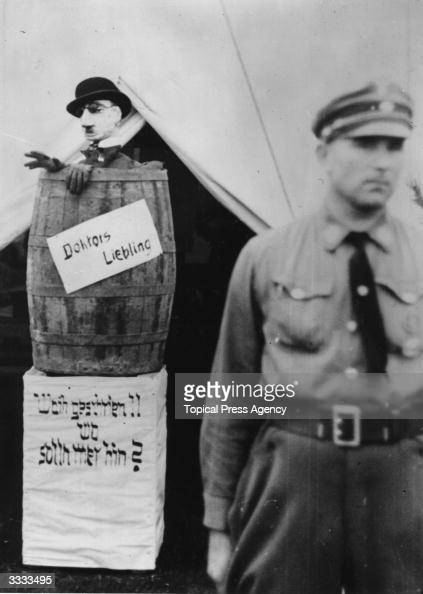 the intense discrimination and persecution of jews in 1930s to 1940s The holocaust was the systematic similar extra-legal discrimination against jews already the suicide is in protest of germany's persecution of jews.