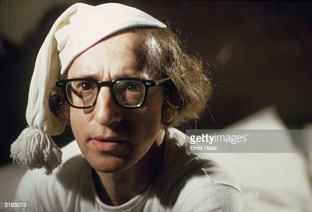Woody Allen directs and stars in the farcical comedy 'Love and Death' set in Russia during the Napoleonic Wars