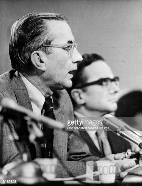 William Colby Director of the CIA who died in mysterious circumstances