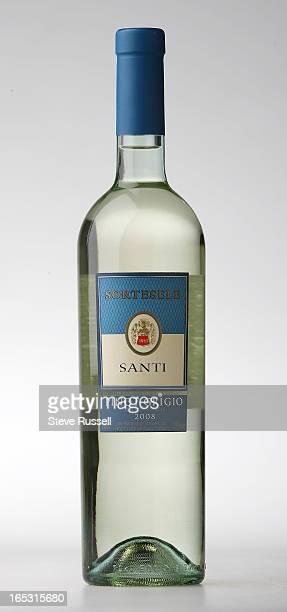 November 20 2009 Sortesele Santi Pinot Grigio 2008 white wine in Toronto Toronto Star/Steve Russell
