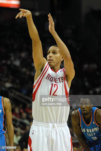 Rockets guard Kevin Martin during 99 98 win over Oklahoma City at the Toyota Center in Houston TX