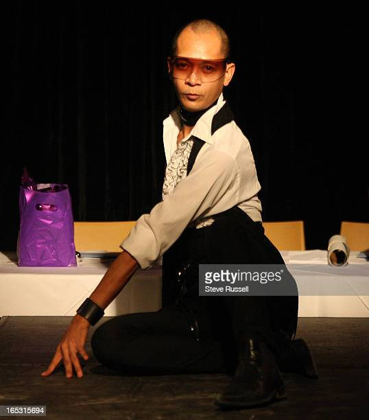 November 28 2009 The Almighty Ball held at the Glastone brings back the dance craze of the 90's Voguing a dance that uses runway and magazine style...