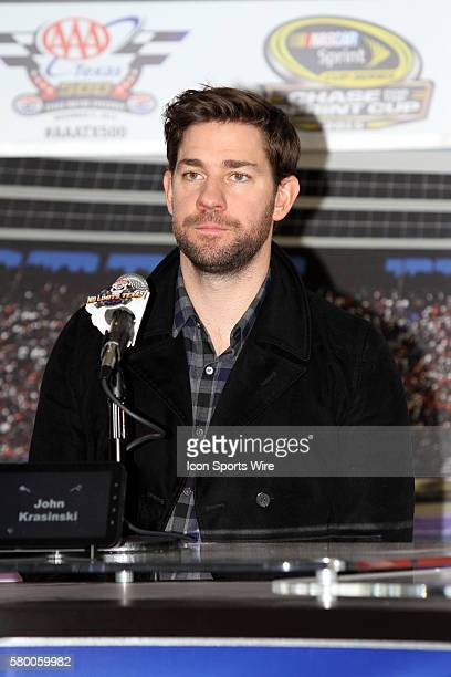 John Krasinski who stars as a former Navy SEAL in the upcoming reallife motion picture thriller 13 Hours The Secret Soldiers of Benghazi the Grand...
