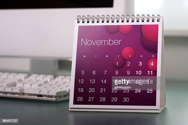 11 月です。