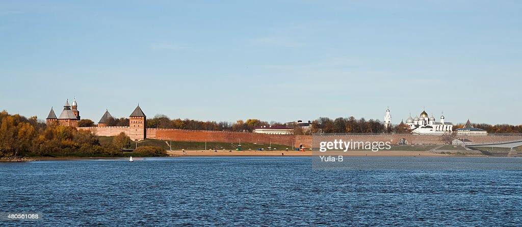 Novgorod Kremlin : Stock Photo