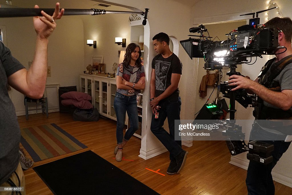 THE FOSTERS - 'Now for Then' - As Callie begins working on her senior project photographing her former foster homes, each visit brings new perspective on her past on an all-new episode of 'The Fosters,' airing MONDAY, JULY 18 (8:00 - 9:00 p.m. EDT), on Freeform. WILLIAMSON