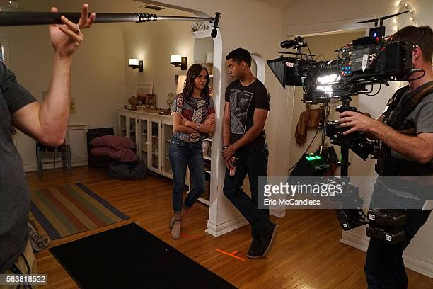 THE FOSTERS 'Now for Then' As Callie begins working on her senior project photographing her former foster homes each visit brings new perspective on...