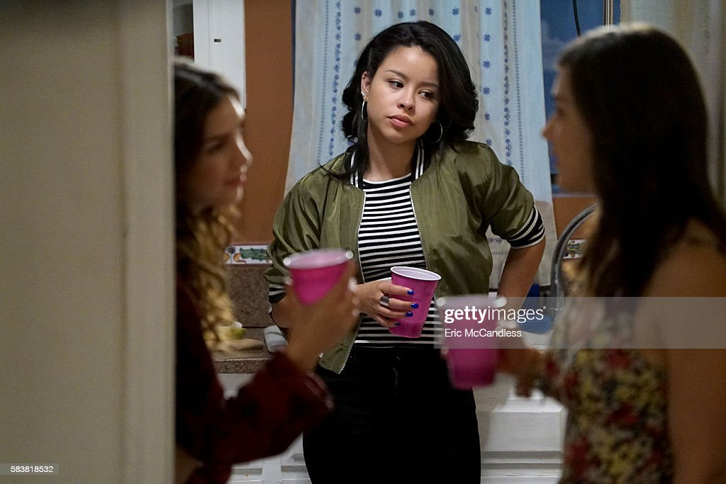 THE FOSTERS - 'Now for Then' - As Callie begins working on her senior project photographing her former foster homes, each visit brings new perspective on her past on an all-new episode of 'The Fosters,' airing MONDAY, JULY 18 (8:00 - 9:00 p.m. EDT), on Freeform. RAMIREZ