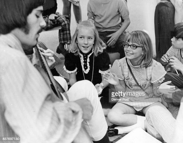 OCT 30 1970 NOV 4 1970 'Now is the time to work with them when they are still in the land of peppermint candy and fantasy' says Steve Hohn 4245 Knox...