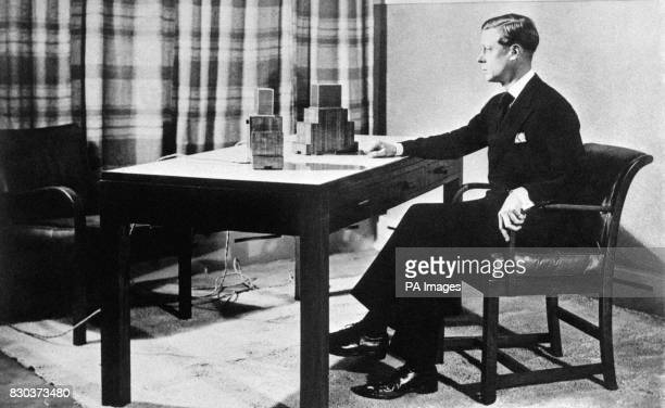 VIII now the Duke of Windsor makes his first broadcast to the world DECEMBER 11th On this day in 1936 Edward VIII ceases to be king during a lunch...