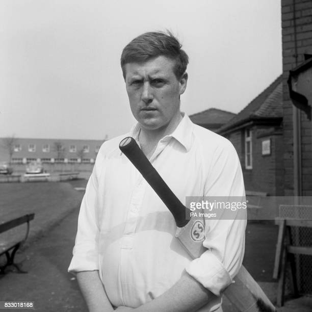 Now with Leicestershire County Cricket Club whom he joined by special registration is 29 year old Peter Marner Righthand batsman and medium pace...