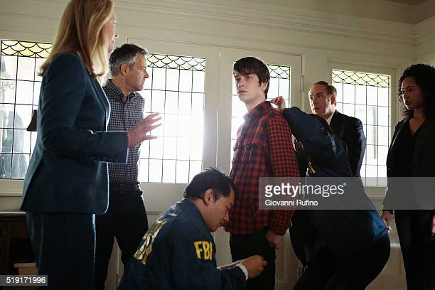 THE FAMILY 'Nowhere Man' Nina and Clements design a plan to lure the pockmarked man Doug using Adam as bait However things go awry when Adam spots...
