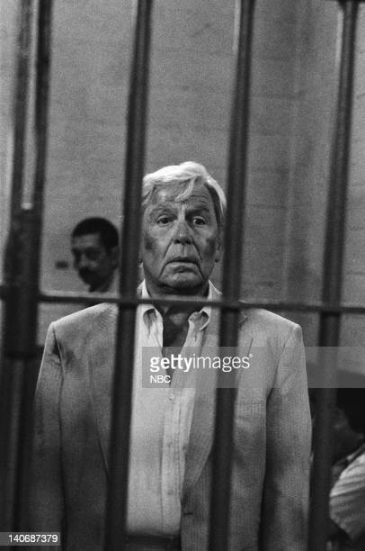 MATLOCK 'Nowhere to Turn' Episode 2 Pictured Andy Griffith as Benjamin Matlock Photo by Frank Carroll/NBCU Photo Bank