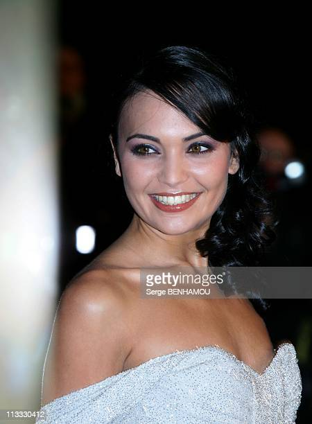 Nrj Music Awards In Cannes France On January 26 2008 Miss France Valerie Begue