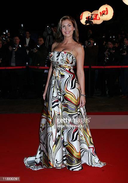 Nrj Music Awards In Cannes France On January 26 2008 Vitaa