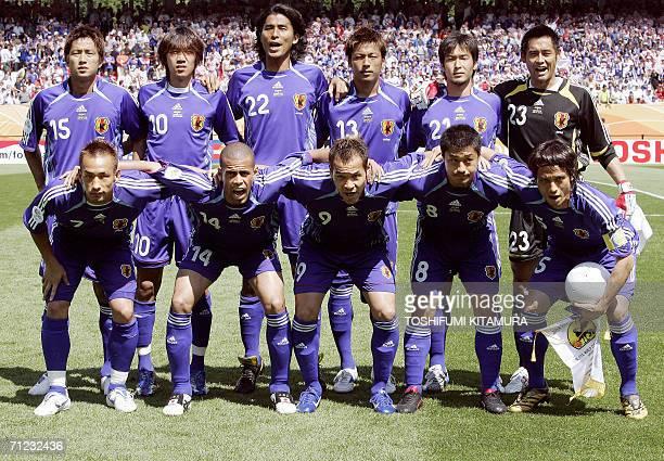 Japanese midfielder Takashi Fukunishi Japanese midfielder Shunsuke Nakamura Japanese defender Yuji Nakazawa Japanese forward Atsushi Yanagisawa...