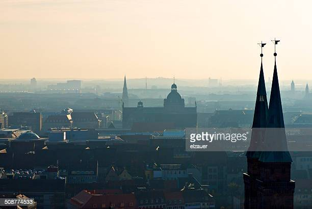 N?rnberg skyline