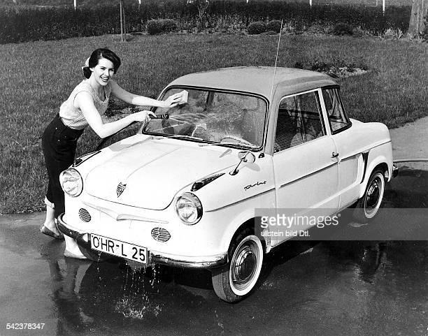 NSUPrinzAutowäsche 1957