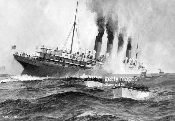a discussion on the history of the lusitania during the world war i Start studying chapter 23 ap us history all of the following statements regarding the german attack on the lusitania are during world war i iq.
