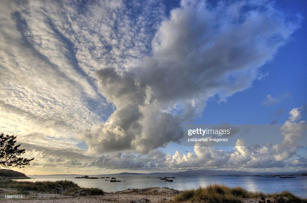 Nubes : Stock Photo