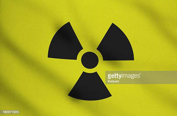 nuclear and radiation symbol