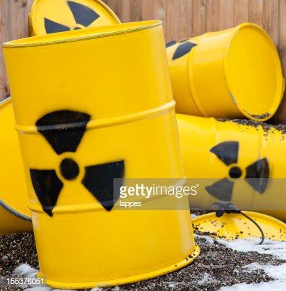 Nuklearen Abfall