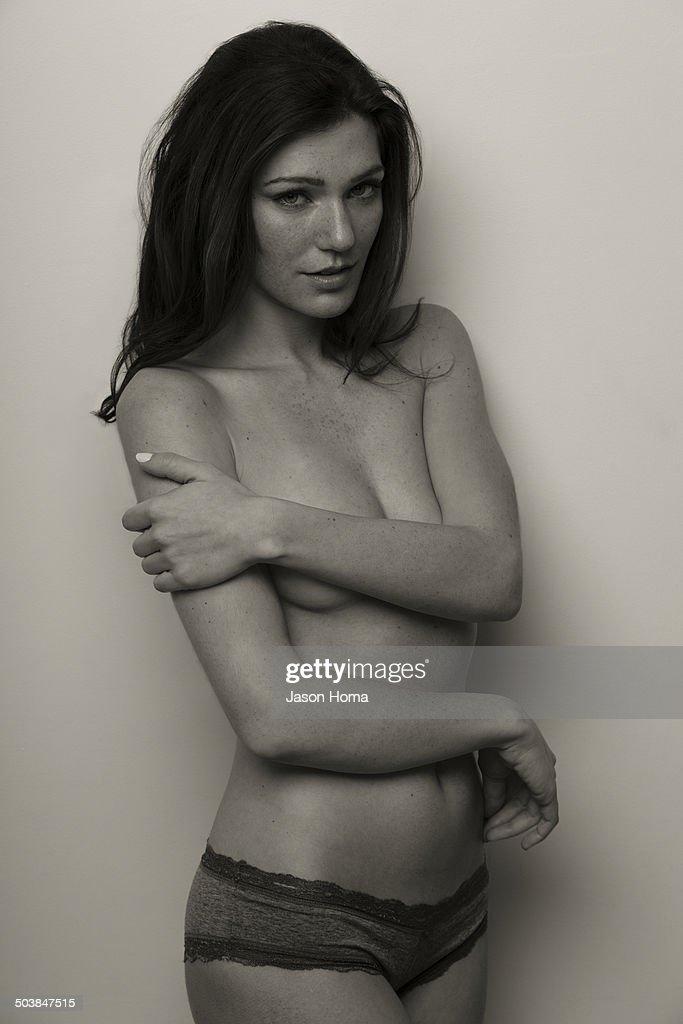 Nude Caucasian Women 38