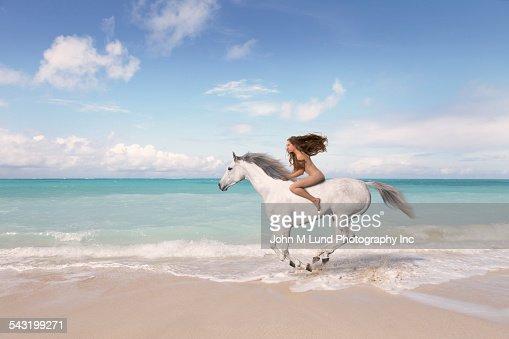 Nude Riding Women Pics 17